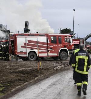 Esplosione in un impianto in Austria, interrotto il flusso di gas dalla Russia all'Italia