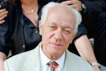 Addio al giornalista Everardo Della Noce: dalla Borsa alle apparizioni da Fazio