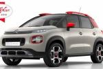 Citroen C3 Aircross riceve premio Autobest 2018