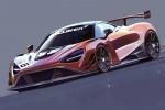 McLaren svela su Instagram la futura 720S GT3 da corsa