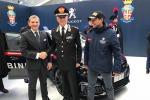 Consegnata Peugeot 308 GTi all'Arma dei carabinieri a Roma