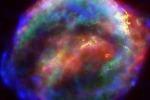 Dallo spazio vista un'anomalia, forse una spia della materia oscura