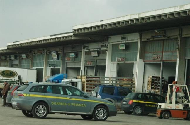 Infiltrazioni mafiose al mercato di Vittoria: 8 arresti