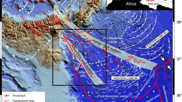 terremoto, Sicilia, Società