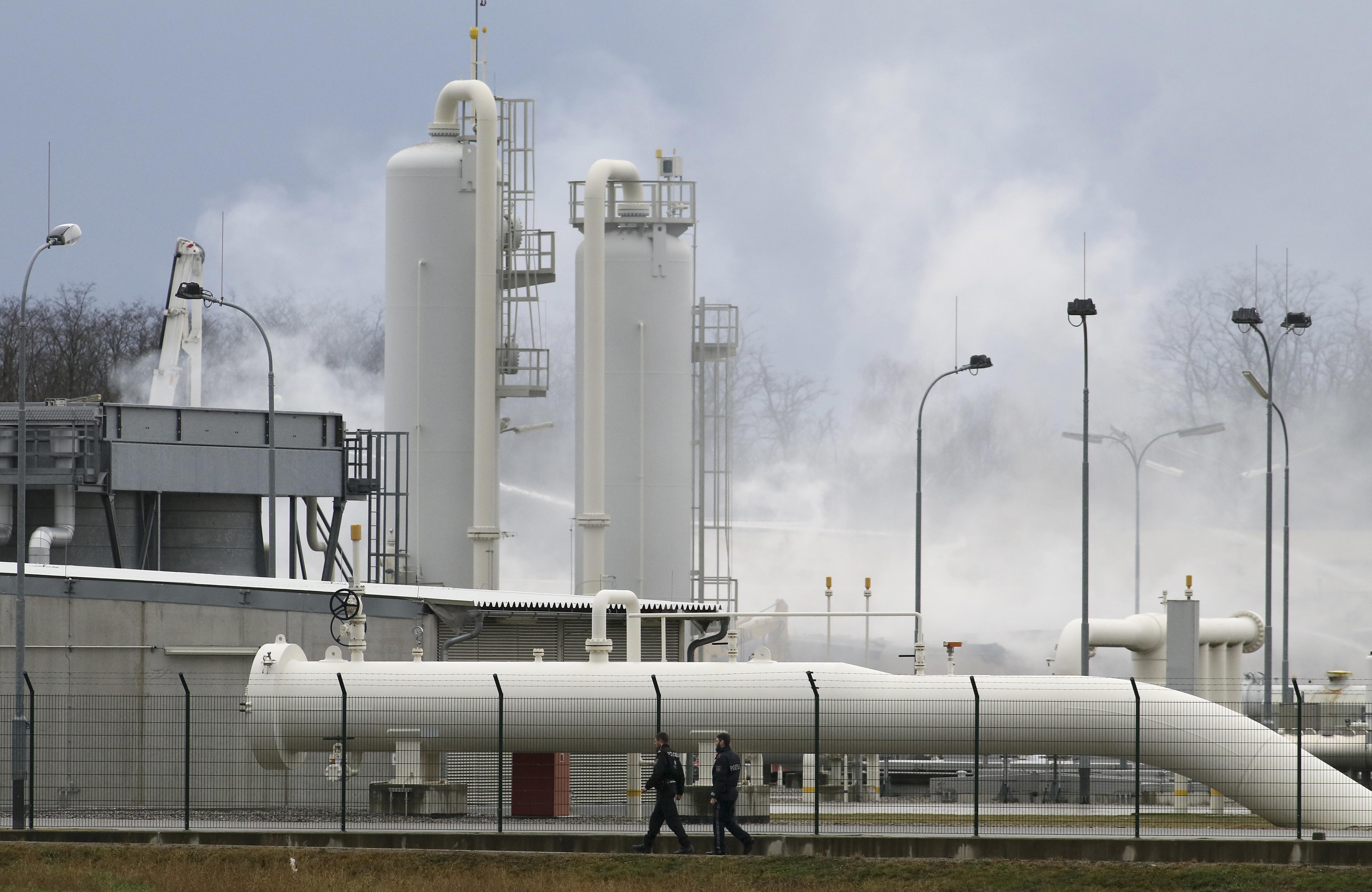 Austria, esplosione nell'hub del gas. Stop alle forniture dalla…