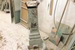 Sciacca, una fontana di epoca fascista finisce in discarica