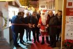 """Natale a Palermo, inaugurata la """"Cittadella dell'artigianato"""" - Video"""