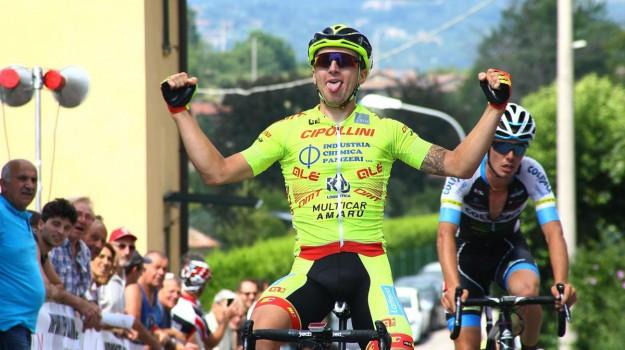 Amarù Fenice Palazzago, ciclismo, premio padua, Francesco Romano, Ragusa, Sport