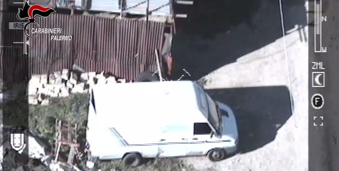 Assalti ai furgoni di tabacchi: 13 arresti