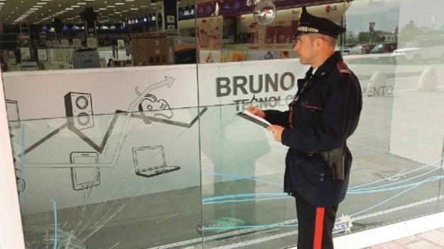 furti negozi euronics, Siracusa, Cronaca