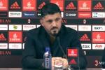 Coppa Italia: Gattuso, derby svolta e ora non fermiamoci