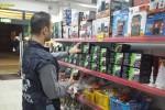 Oltre 300 mila giocattoli contraffatti sequestrati a Modica, Pozzallo e Ragusa