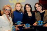 Nancy Cannilla, Irina Pererva, Stefania Fiasconaro, Laura Montalbano (foto Fucarini)
