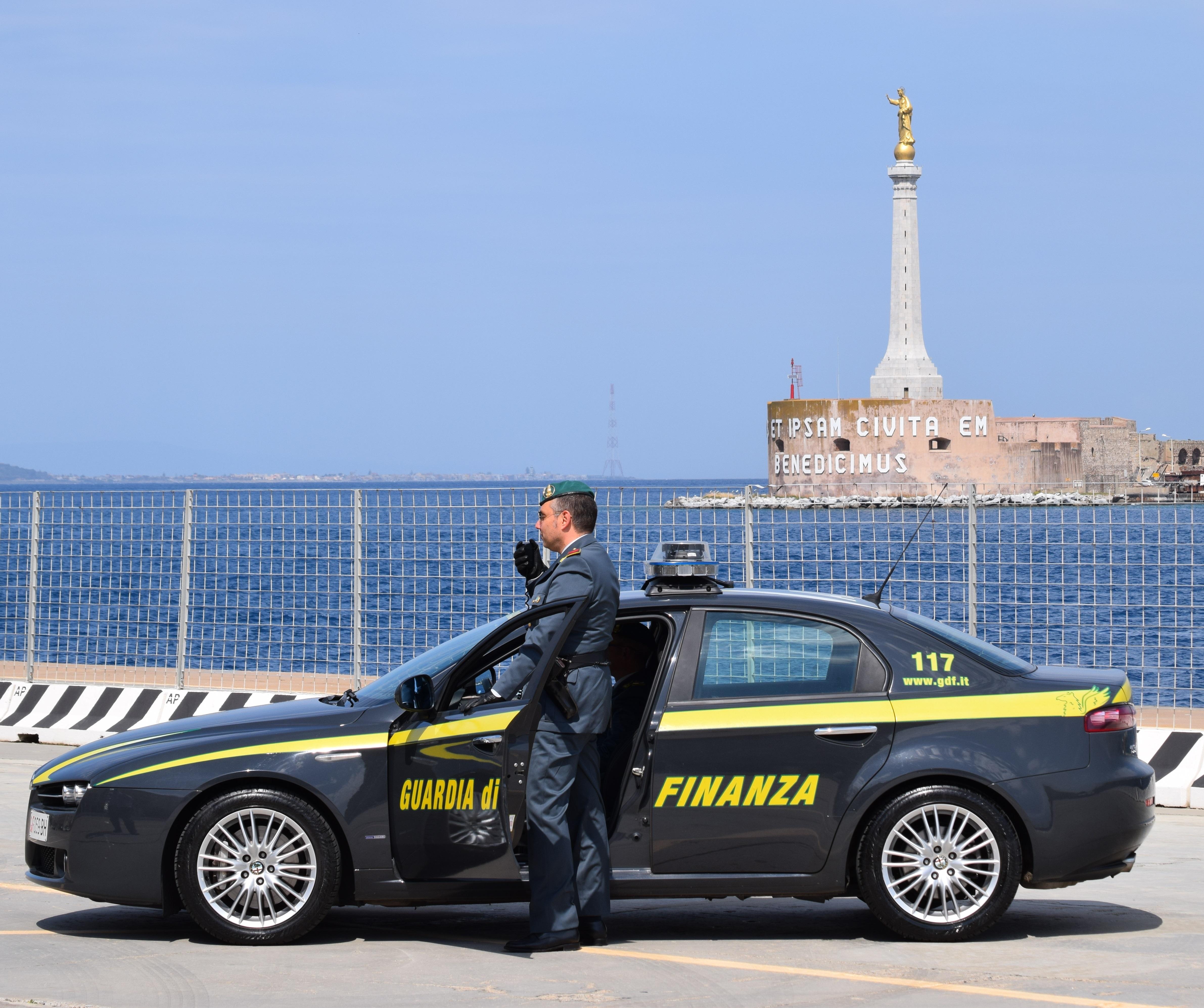 Bancarotta fraudolenta, ordinanza per un imprenditore a Messina
