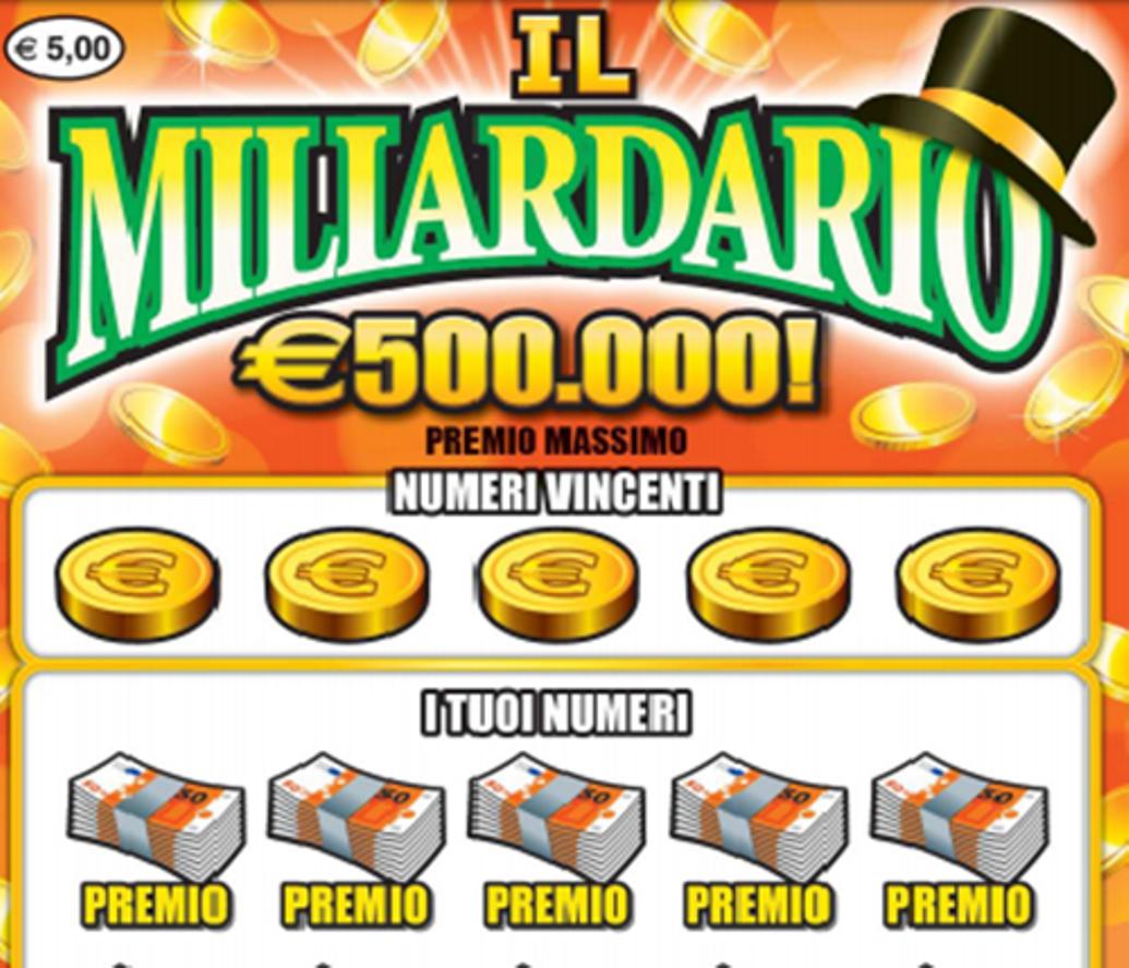La Fortuna Bacia Caccamo Vinti 500 Mila Euro Al Gratta E Vinci