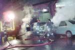 Gela, notte di fuoco: due auto in fiamme