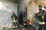 Capo d'Orlando, ufficio edile viene distrutto da un incendio