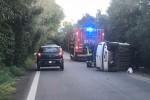 Tre incidenti a Palermo: ferite otto persone tra cui due bimbi