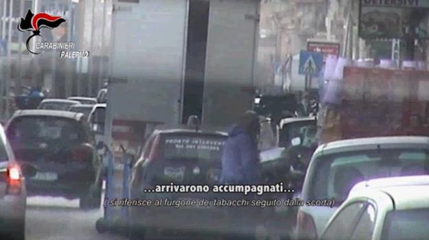 La banda dei furti delle sigarette a Palermo, il capo un dipendente Reset