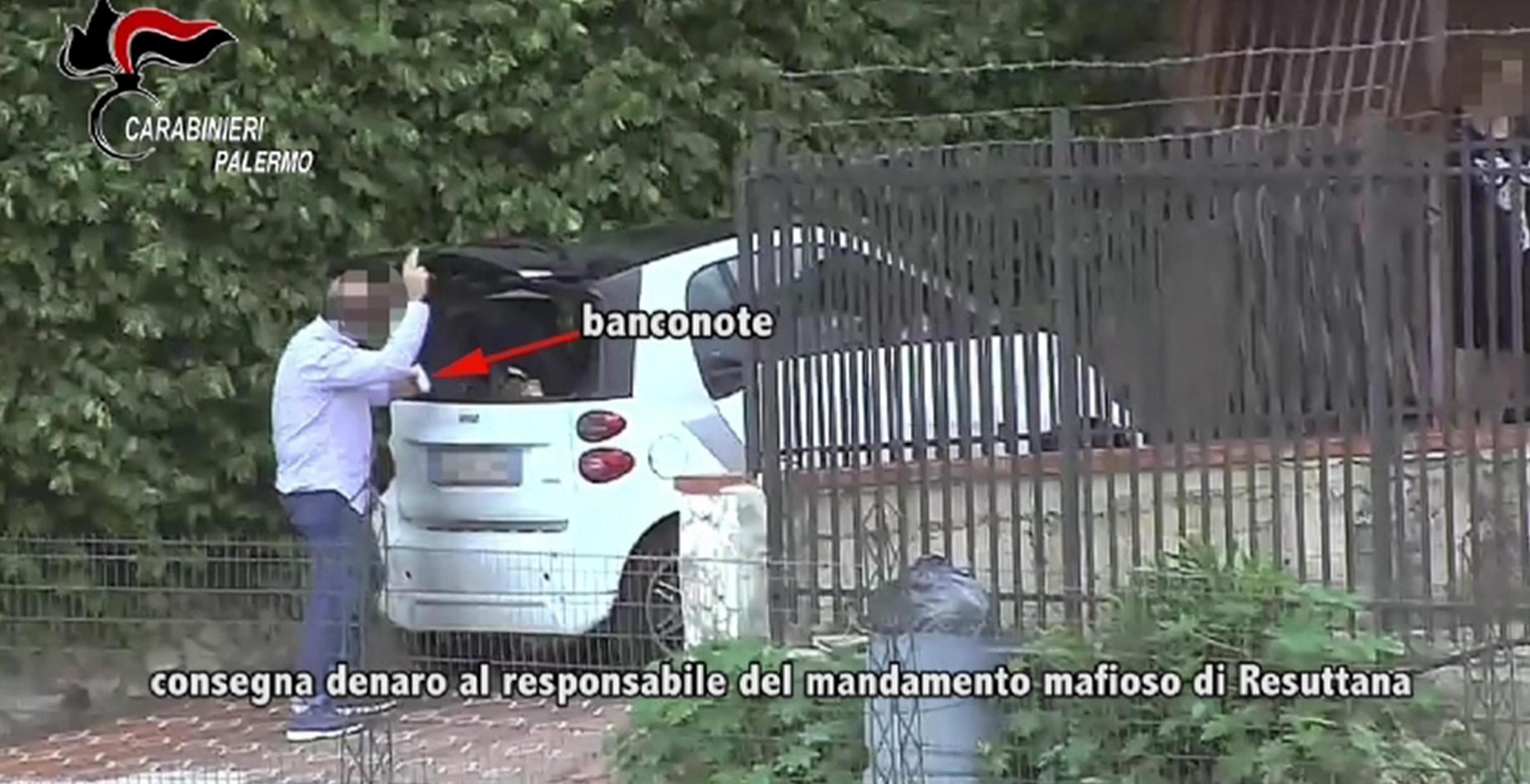 Mafia a Palermo: 25 arresti tra Resuttana e San Lorenzo