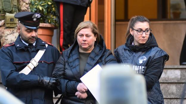Arresti mafia Palermo Resuttana S.Lorenzo, Mariangela Di Trapani, Salvino Madonia, Totò Riina, Palermo, Cronaca