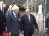 Mattarella a Palermo per ricordare il suocero Lauro Chazzese - Video
