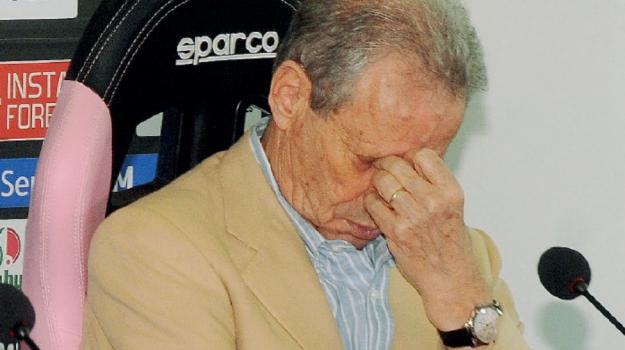 deferimenti, palermo calcio, penalizzazione, Maurizio Zamparini, Palermo, Calcio