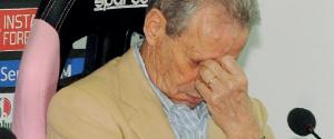 Palermo calcio, sequestro da centomila euro a Maurizio Zamparini