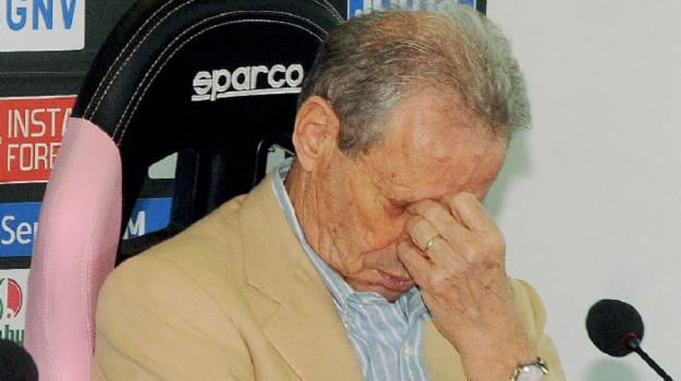 Palermo sequestro Zamparini, Maurizio Zamparini, Palermo, Cronaca