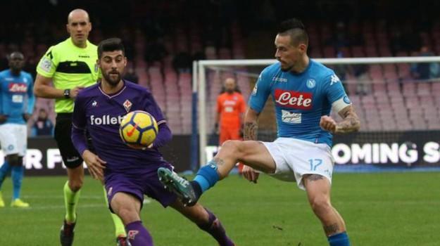 Fiorentina, Napoli serie A, Sicilia, Sport