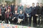Natale a San Giuliano, scambio di regali tra i granata e i detenuti