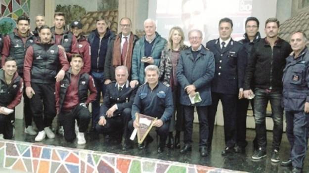Calcio, Casa Circondariale di Trapani, san giuliano, Alessandro Calori, Trapani, Sport