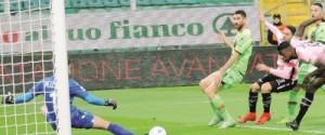 Palermo, primato consolidato: la vittoria sulla Ternana in 4 minuti - Video