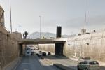 Palermo, verifiche sul sottopassaggio di via Crispi: oggi il blocco