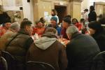 In 600 al pranzo della comunità di Sant'Egidio a Palermo - Video