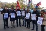 La protesta dei precari della scuola - Cgil Palermo