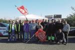 Autotrasportatori, protesta a Priolo ed Augusta