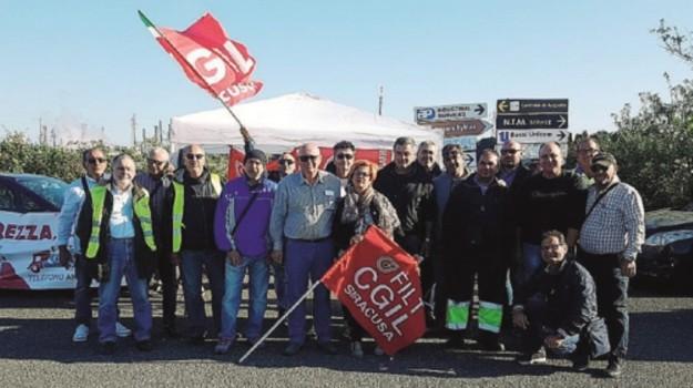 protesta autotrasportatori, Siracusa, Economia