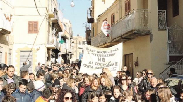 siculiana immigrati, siculiana protesta, Agrigento, Cronaca