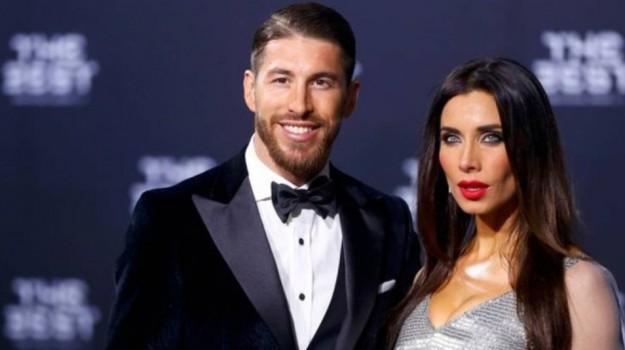 In rete video sexy della moglie, Sergio Ramos pazzo di ...