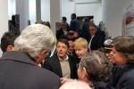 Renzi ad Agrigento con il sindaco Firetto (foto da agrigentonotizie.it)