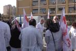 Sciopero dei medici per lo sblocco di contratti e fondi, sit-in anche a Palermo - Video