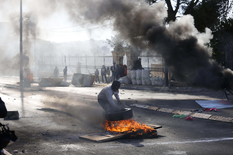 Gerusalemme: Israele intensifica la sicurezza