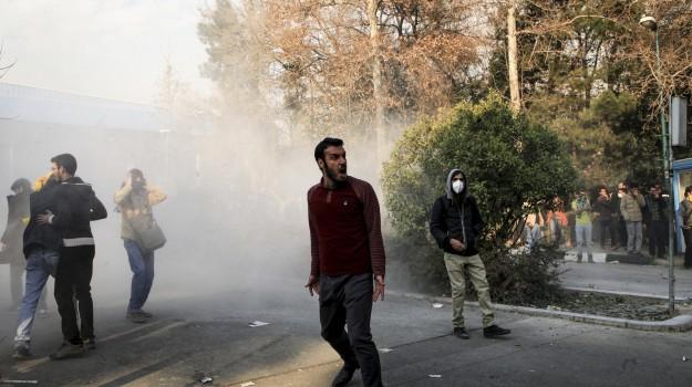 scontri iran, tensioni medioriente, Sicilia, Mondo