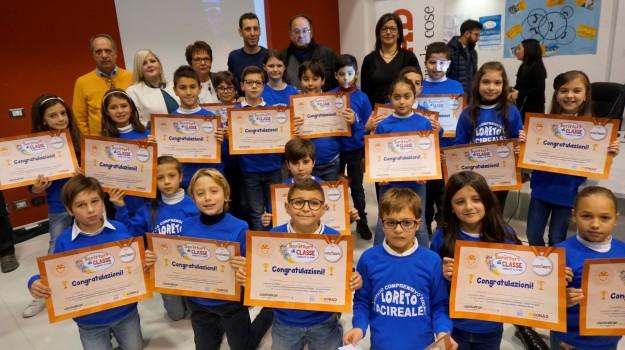 conad, concorso scrittori di classe, scuola, Catania, Società