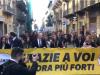 Il M5s verso l'insediamento all'Ars: la sfilata per le vie di Palermo - Video