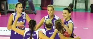 Volley, la Sigel rimonta per due volte e batte l'Omag San Giovanni Marignano