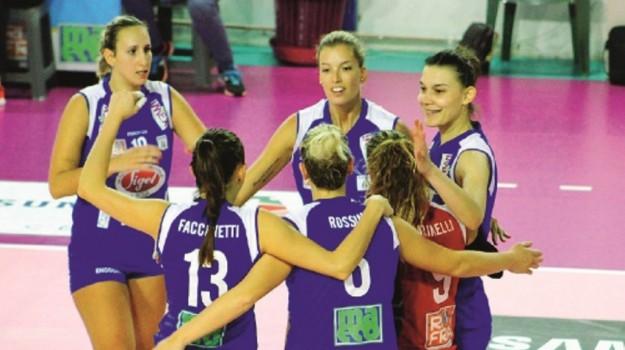 sigel, volley femminile a2, Trapani, Sport