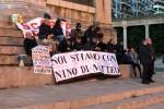 Sit-in per Di Matteo a Palermo, ma Sgarbi non partecipa