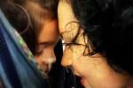 La piccola Sofia con la mamma, Caterina Ceccuti - Facebook